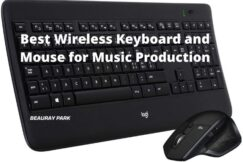 Best Wireless Keyboard and Mouse for Music Production